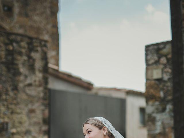 La boda de Enrique y Sonja en La Bisbal d'Empordà, Girona 42