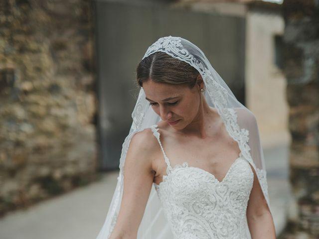 La boda de Enrique y Sonja en La Bisbal d'Empordà, Girona 46