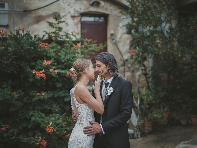 La boda de Enrique y Sonja en La Bisbal d'Empordà, Girona 50