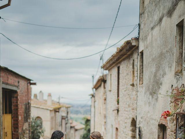 La boda de Enrique y Sonja en La Bisbal d'Empordà, Girona 53
