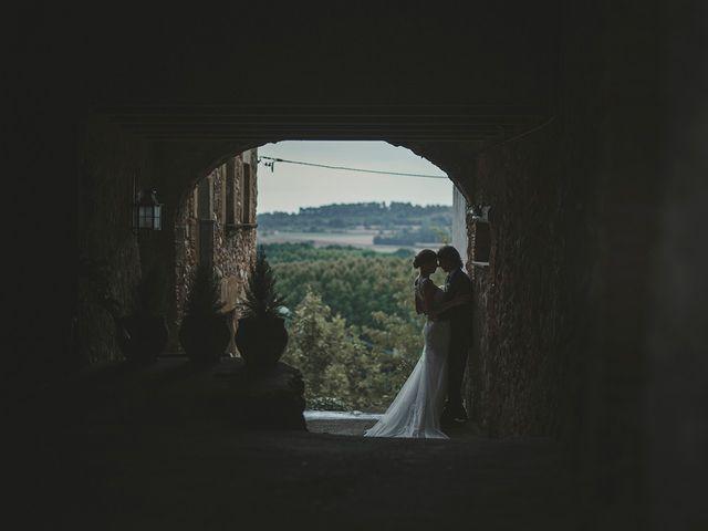 La boda de Enrique y Sonja en La Bisbal d'Empordà, Girona 57