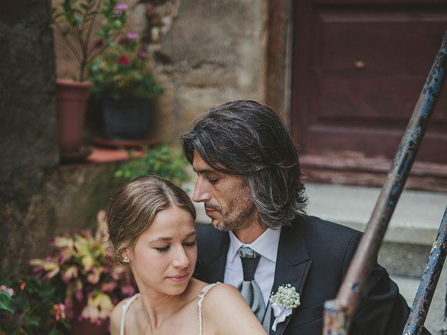 La boda de Enrique y Sonja en La Bisbal d'Empordà, Girona 62