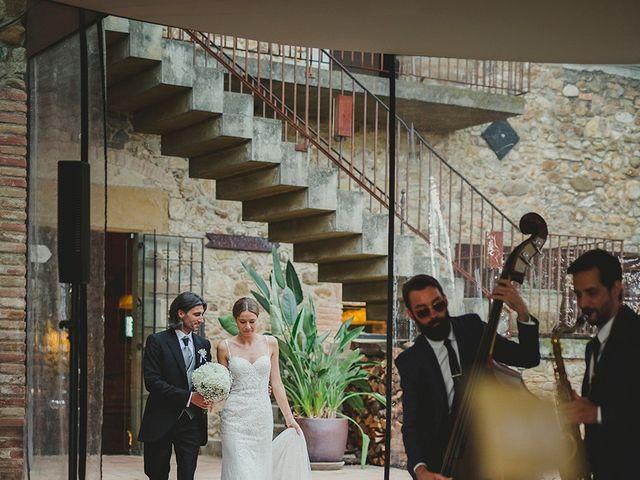La boda de Enrique y Sonja en La Bisbal d'Empordà, Girona 65