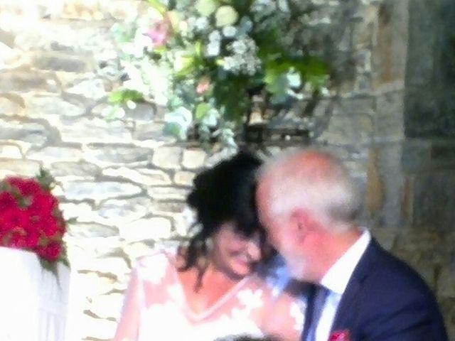 La boda de Albert Casans Queralt y Soledad Gómez Ibar en Montseny, Barcelona 1