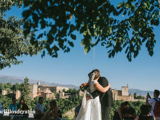 La boda de Fernando y Lucía en Granada, Granada 16