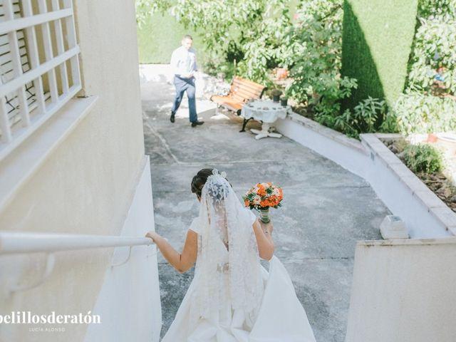 La boda de Fernando y Lucía en Granada, Granada 7