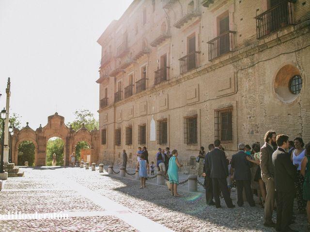 La boda de Fernando y Lucía en Granada, Granada 8