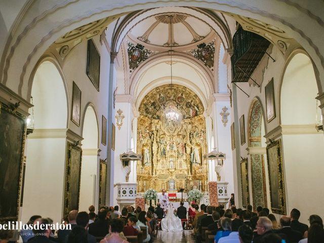 La boda de Fernando y Lucía en Granada, Granada 11