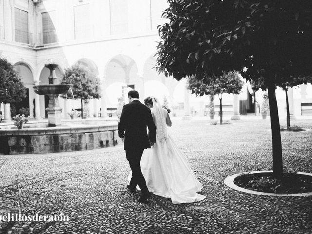 La boda de Fernando y Lucía en Granada, Granada 14