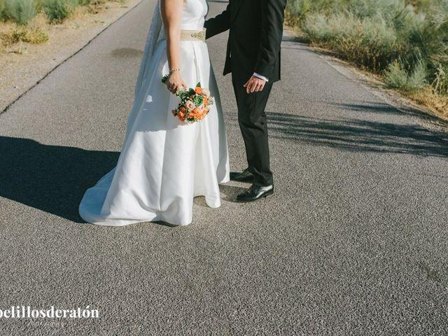 La boda de Fernando y Lucía en Granada, Granada 18