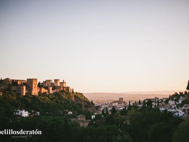 La boda de Fernando y Lucía en Granada, Granada 1