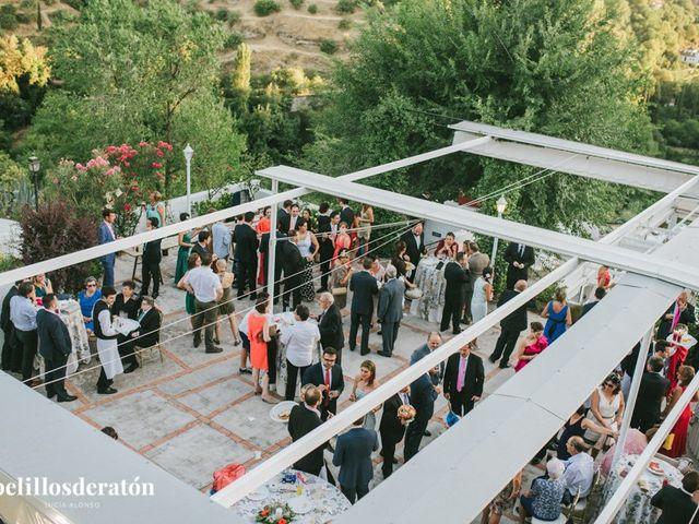 La boda de Fernando y Lucía en Granada, Granada 27
