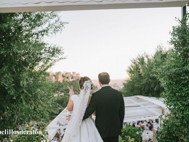 La boda de Fernando y Lucía en Granada, Granada 2