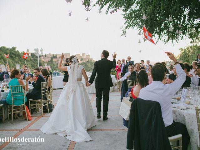 La boda de Fernando y Lucía en Granada, Granada 28