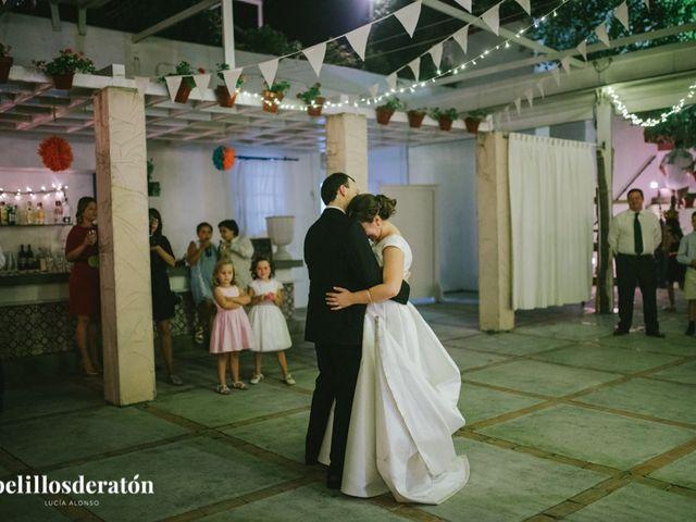 La boda de Fernando y Lucía en Granada, Granada 37