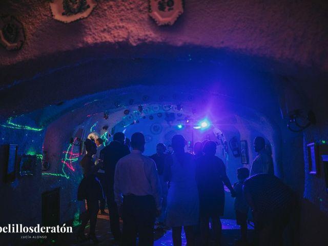 La boda de Fernando y Lucía en Granada, Granada 38