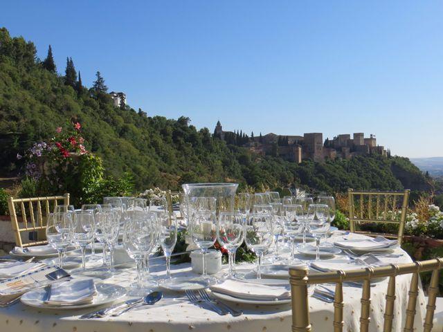 La boda de Fernando y Lucía en Granada, Granada 20