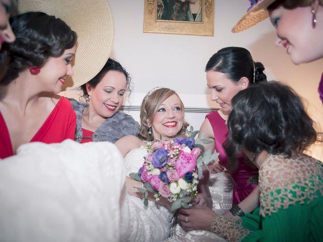 La boda de Gerva y Montse en Miajadas, Cáceres 11