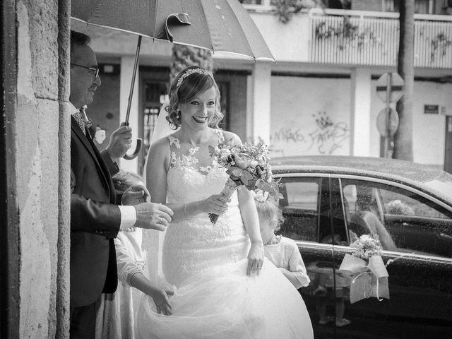 La boda de Gerva y Montse en Miajadas, Cáceres 17