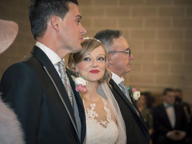 La boda de Gerva y Montse en Miajadas, Cáceres 21