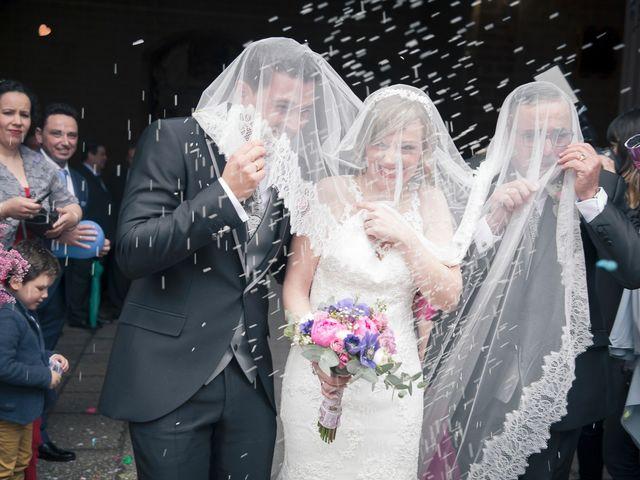 La boda de Gerva y Montse en Miajadas, Cáceres 24