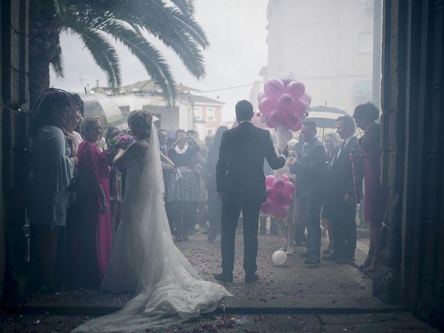 La boda de Gerva y Montse en Miajadas, Cáceres 28