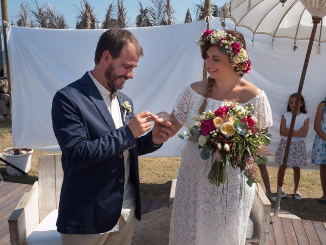 La boda de Lluc y Inés en Grao de Castellón, Castellón 3