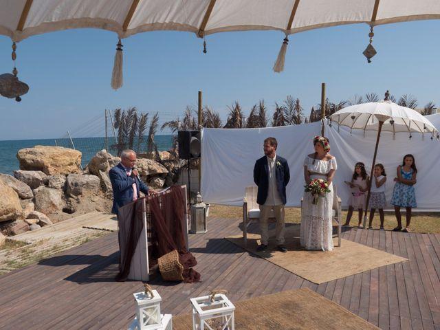 La boda de Lluc y Inés en Grao de Castellón, Castellón 2