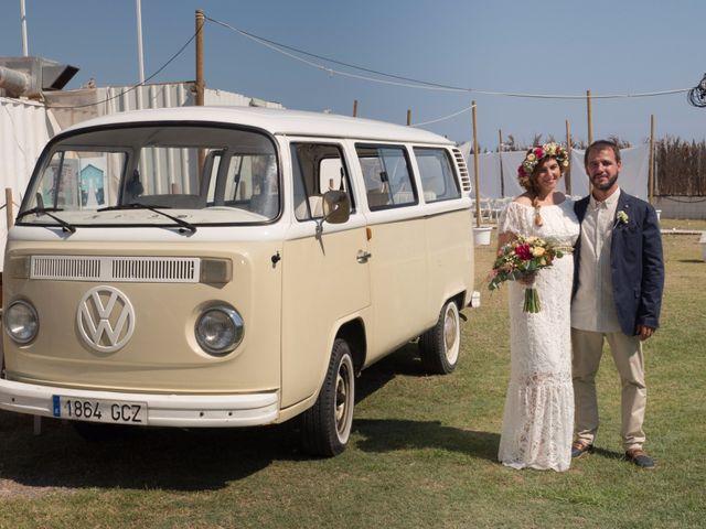 La boda de Inés y Lluc