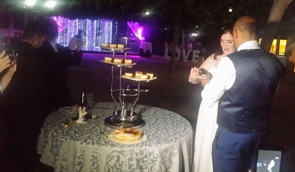 La boda de Carlos y Loli en Rioja, Almería