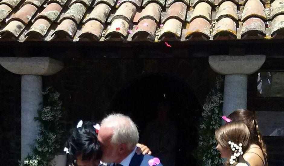 La boda de Albert Casans Queralt y Soledad Gómez Ibar en Montseny, Barcelona