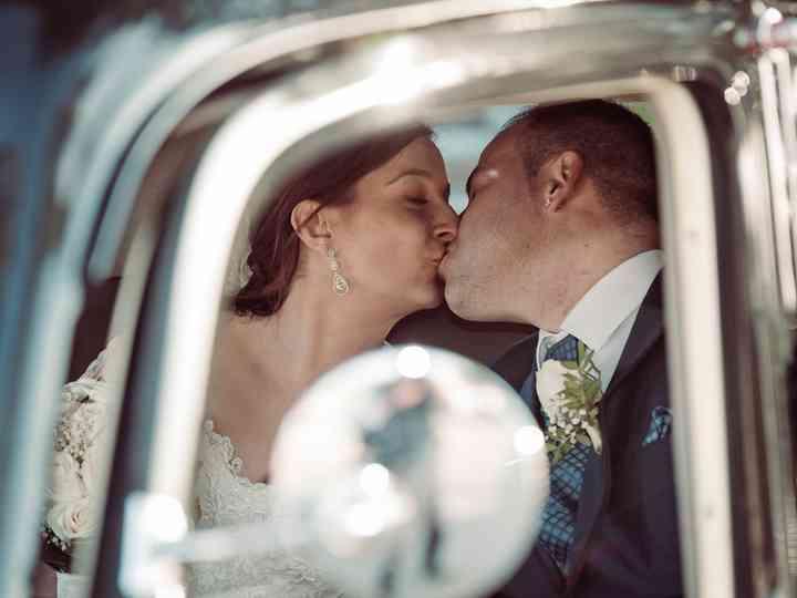 La boda de Ahinoa y Fran