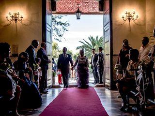 La boda de Ahinoa y Fran 1