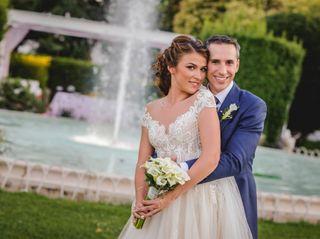 La boda de Alberto y Anastasia