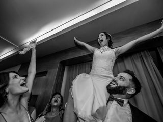 La boda de Raúl y Cristina 3