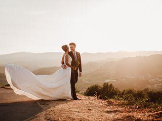 La boda de Edu y Valeria