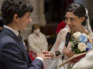 La boda de Patricia y Luis 1