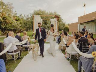 La boda de Paula y Yoni