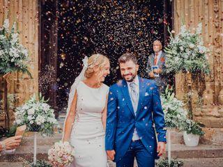 La boda de Nati y Miguel