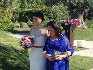 La boda de Sara y Ginés  1