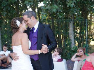 La boda de Diego y Camino