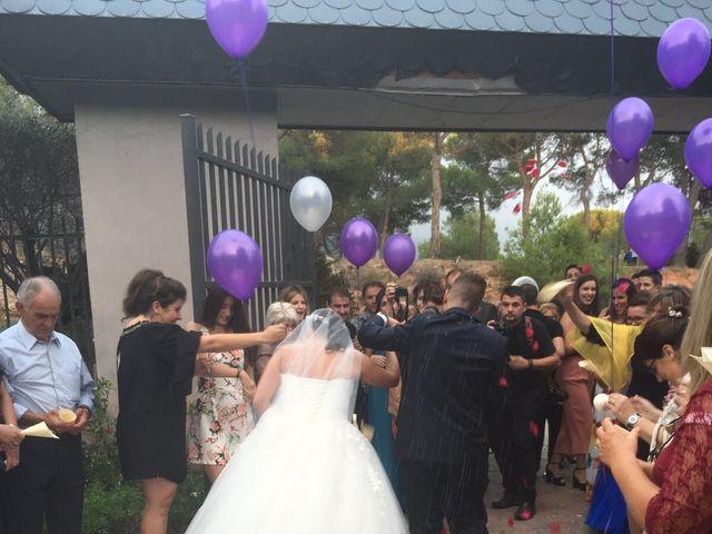 La boda de Jesus  y Janira  en El Bruc, Barcelona 6