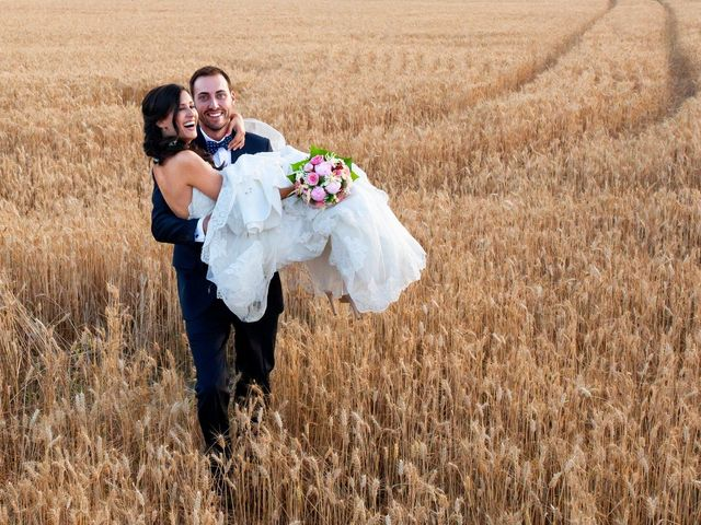 La boda de Tere y Marc