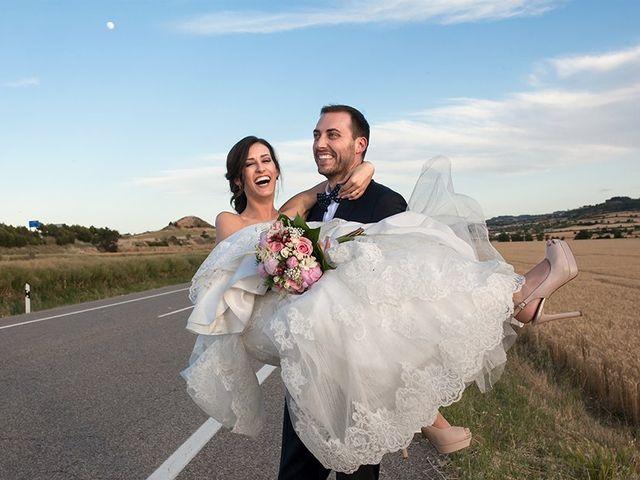 La boda de Marc y Tere en Lleida, Lleida 86