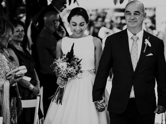 La boda de Leticia y Raquel en Arucas, Las Palmas 30