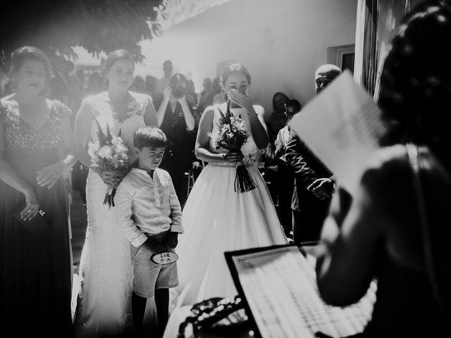 La boda de Leticia y Raquel en Arucas, Las Palmas 36