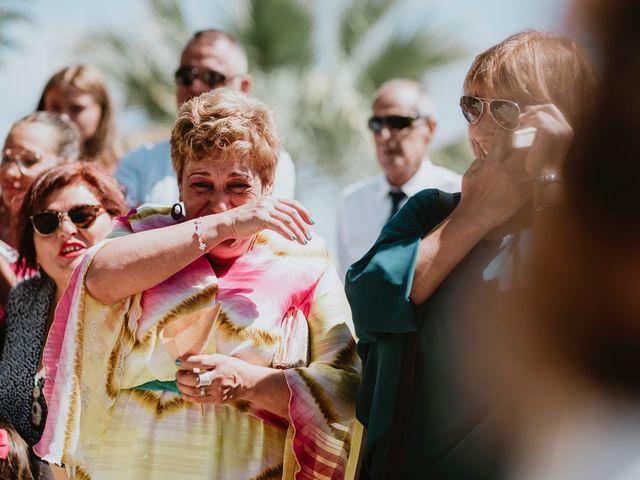 La boda de Leticia y Raquel en Arucas, Las Palmas 42