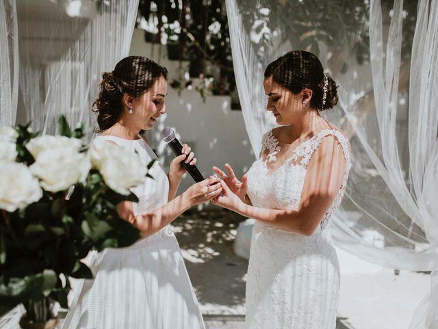 La boda de Leticia y Raquel en Arucas, Las Palmas 43