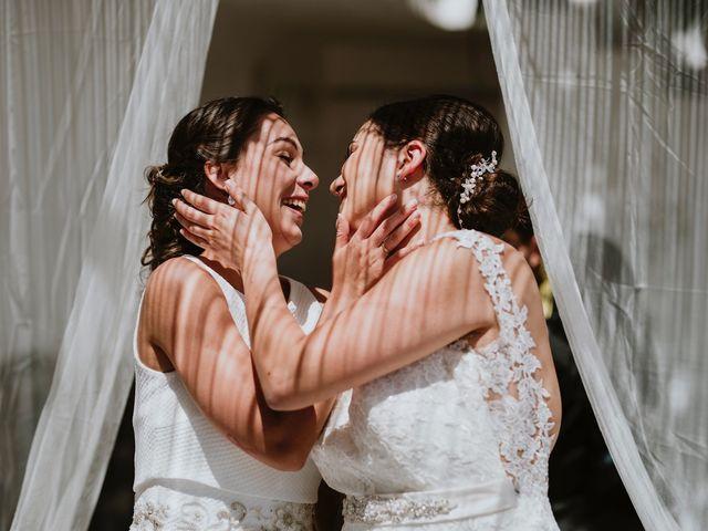 La boda de Leticia y Raquel en Arucas, Las Palmas 46