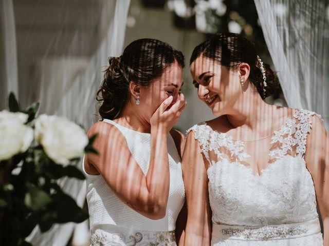 La boda de Leticia y Raquel en Arucas, Las Palmas 48